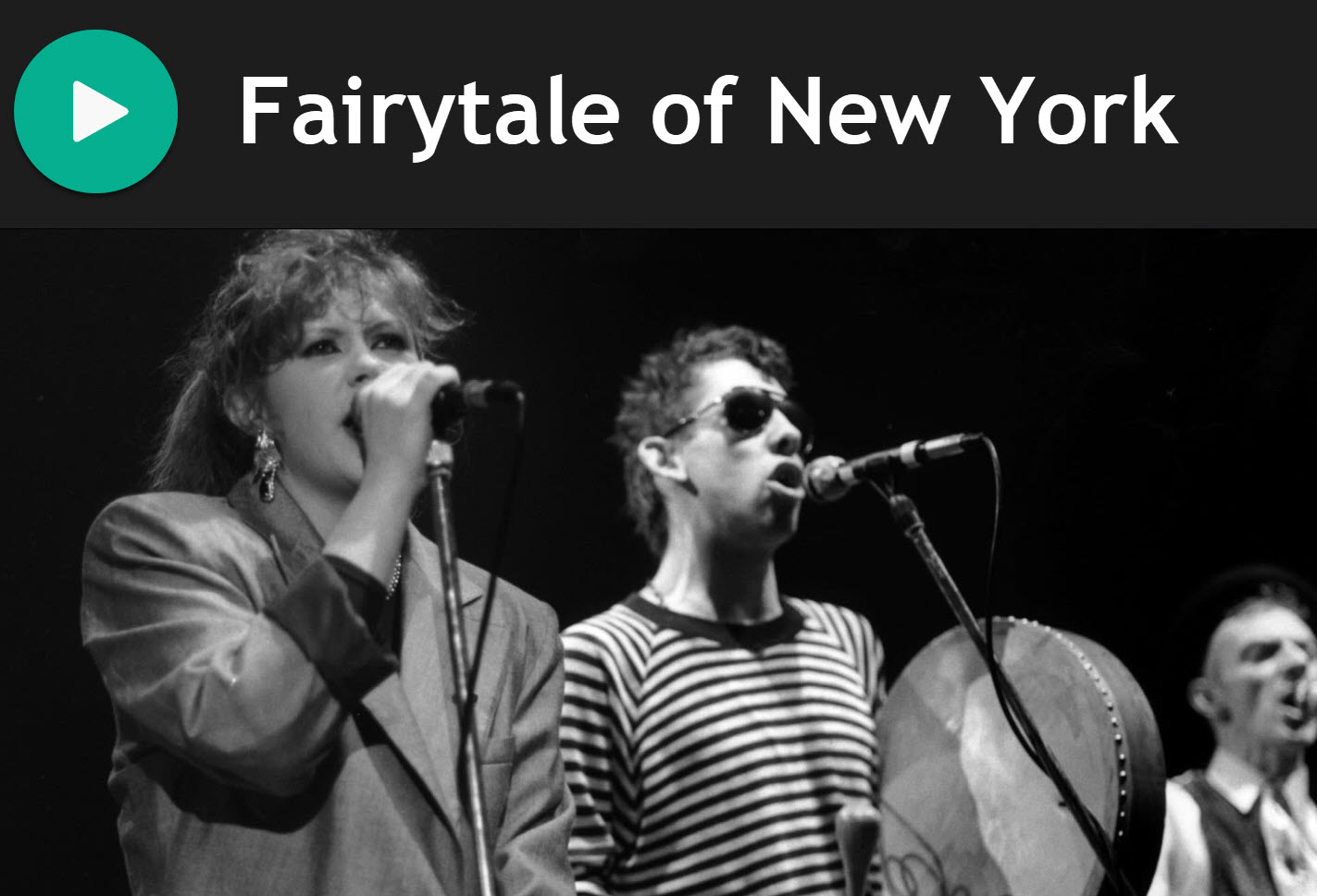 Fairytale of New York by the Pogues for Practice Chanter